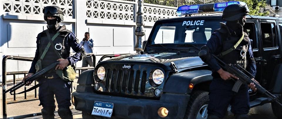 egitto polizia (
