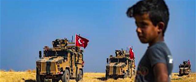 libia, esercito turco