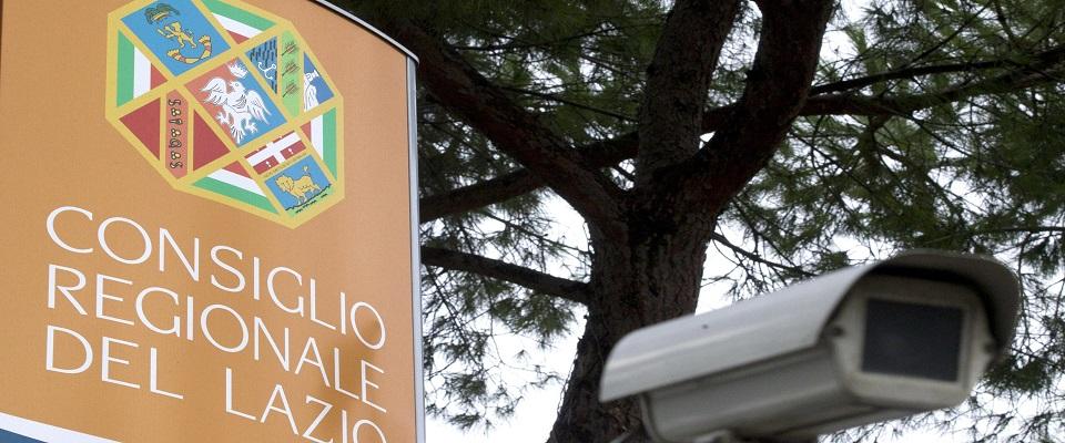 Regione Lazio Ansa foto