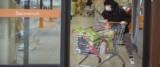 assalto ai supermercati del Lodigiano foto Ansa