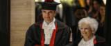 Segre inaugura l'Anno Accademico alla Sapienza foto Ansa