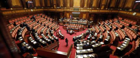 per il 43% di loro è sbagliato processare Salvini foto Ansa