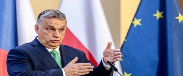 Piangiamo i nostri morti ma la sinistra attacca Orban- Secolo d'Italia