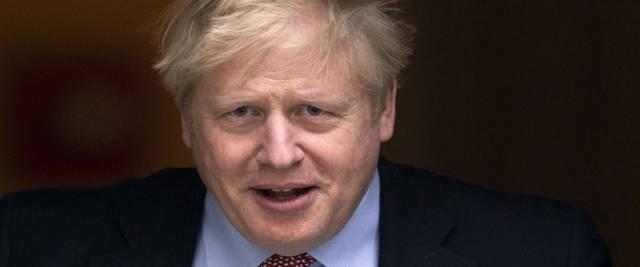 Boris Johnson foto Ansa