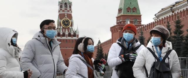 Coronavirus in Russia foto Ansa