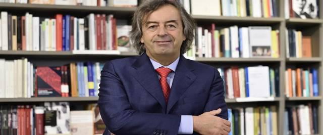 Il medico Roberto Burioni, professore di microbiologia e virologia al San Raffaele di Milano