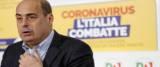 Il segretario del Partito Democratico Nicola Zingaretti foto Ansa