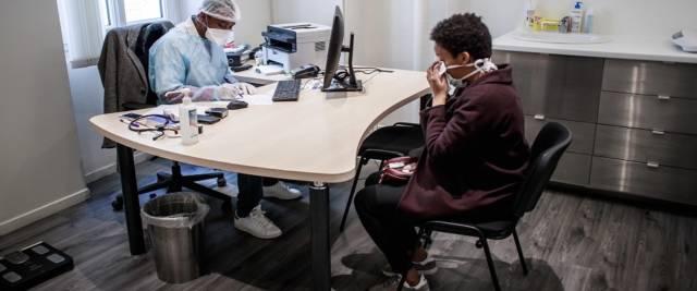 Medico di famiglia foto Ansa