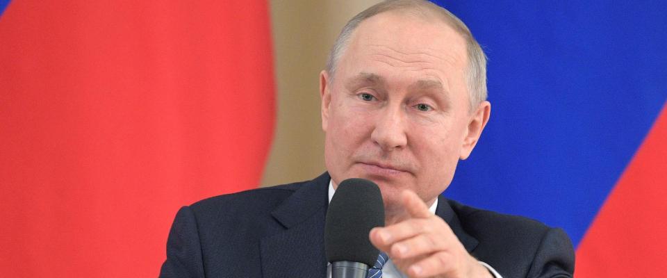 Putin che ha che tipo di pene