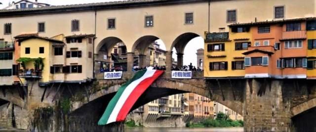 lezione dall'italia ponte vecchio (