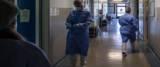 paziente milanese recidiva al Covid foto Ansa