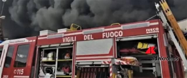 draghi vigili del fuoco archivio