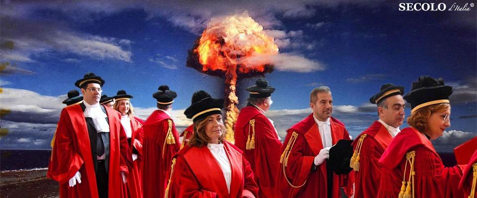 Schifo magistratura