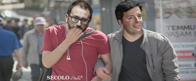 Bonafede Renzi