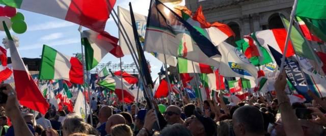 manifestazione contro il governo (2)