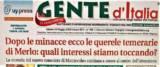 giornale governo merlo di maio querele (2)