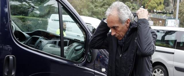 Marco Travaglio, direttore de Il Fatto Quotidiano foto Ansa