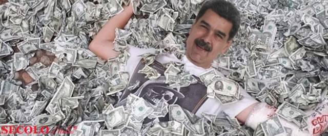Maduro Cinquestelle Venezuela