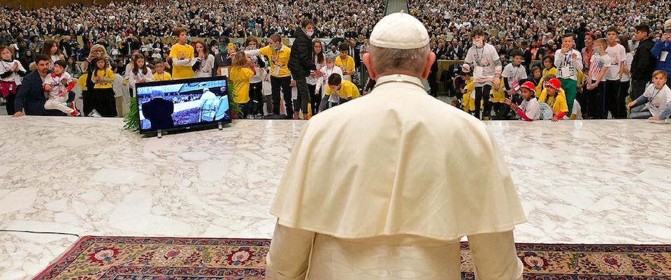 scandalo vaticano
