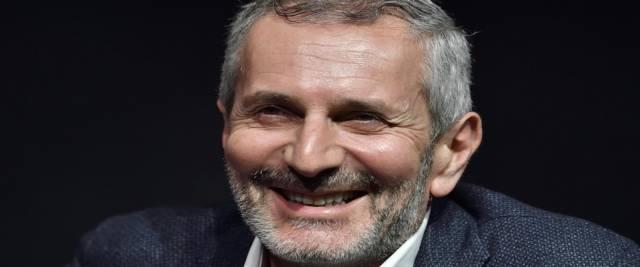 L'ex membro dem e scrittore Gianrico Carofiglio foto Ansa