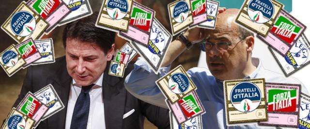 Conte Zingaretti