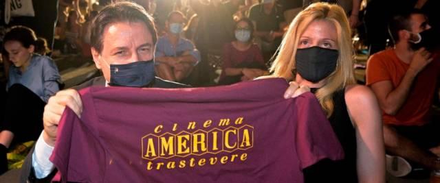 Conte al Cinema America