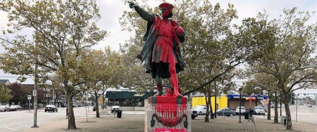 L'appello di intellettuali e giornalisti per celebrare Cristoforo Colombo e chiedere pene adeguate per chi vandalizza le statue. #nessunotocchiColombo – di Mario Bozzi Sentieri