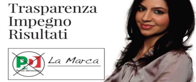 Francesca La Marca Pd