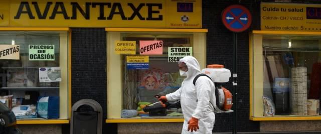 secoloditalia Covid, contagiati esclusi dal voto alle regionali in Spagna foto Ansa