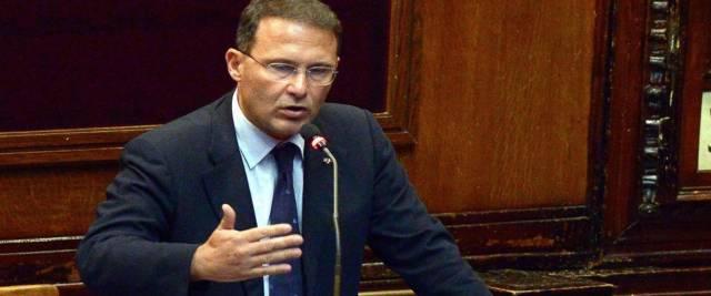 Il deputato Edmondo Cirielli, foto Ansa