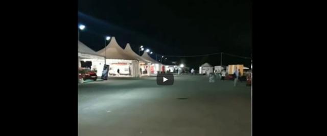 Festa dell'Unità deserta in un video da Youtube