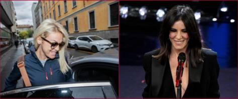 Francesca Pascale e Paola Turci