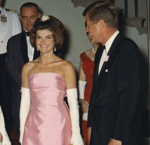 First Lady, la moglie di Kennedy