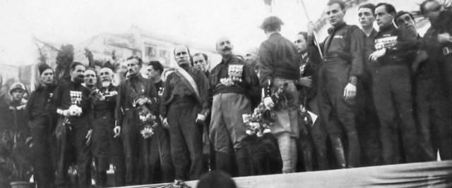 Fascismo Marcia su Roma