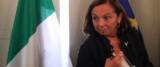 Il ministro dell'Interno Luciana Lamorgese foto Ansa