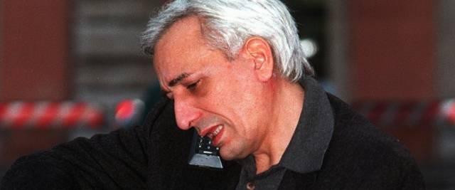 l'imprenditore Nicola Grauso difende Briatore foto Ansa