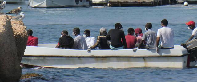 Lampedusa, record di positivi tra gli immigrati