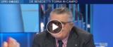 Figuraccia di De Benedetti dalla Gruber video dalla pagina de La7
