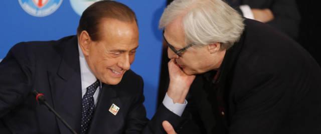 Sgarbi Berlusconi