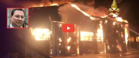 incendio ancona