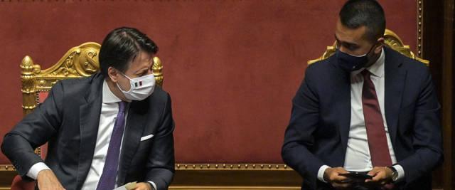 Polemiche sul rapporto tra Conte e Di Maio