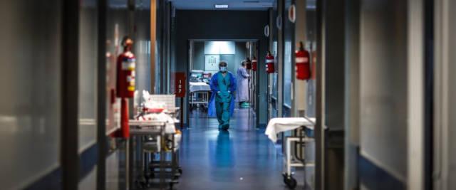 infermiera aggredita