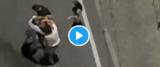 ragazzi italiani aggrediti dal branco di pusher stranieri frame e video dalla pagina Twitter di RadioSavana