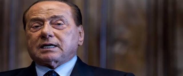 Covid Berlusconi ancora positivo foto Ansa