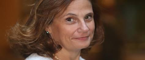 La professoressa Ilaria Capua foto Ansa