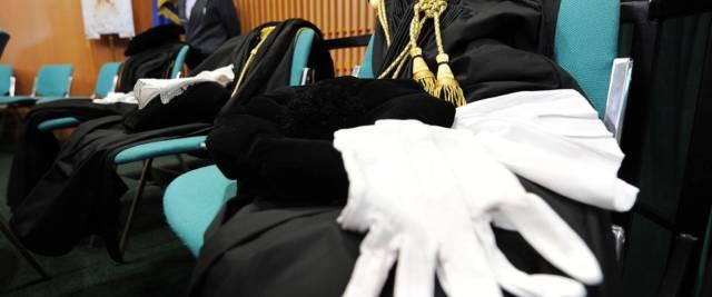 Giudice sconta la pena allo stupratore foto Ansa