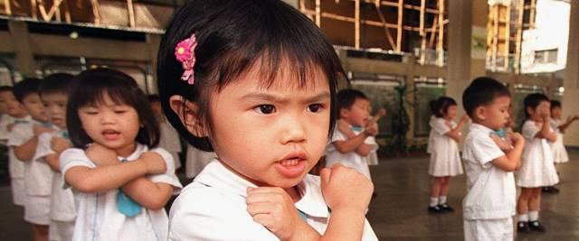 Maestra dasilo cinese avvelena 25 bambini foto Ansa