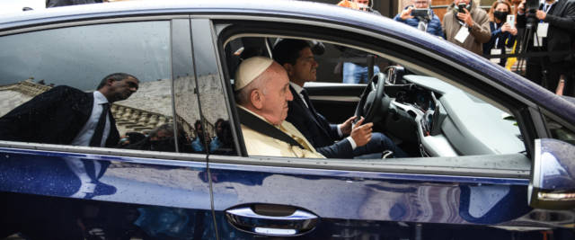 Papa comunista