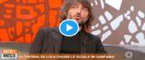 Cruciani ammutolisce la Fusani a Dritto e Rovescio da Del Debbio frame e video da Twitter