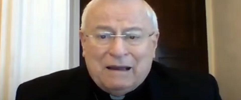 Covid in Vaticano ricoverato il cardinale Bassetti